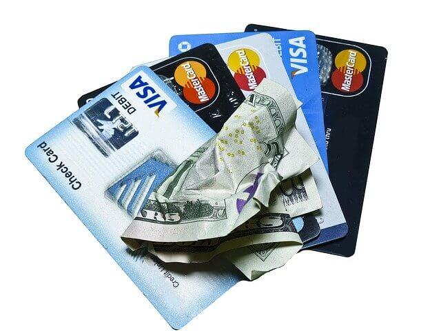 手間がかからないオンラインカジノの入金方法はクレジットカード