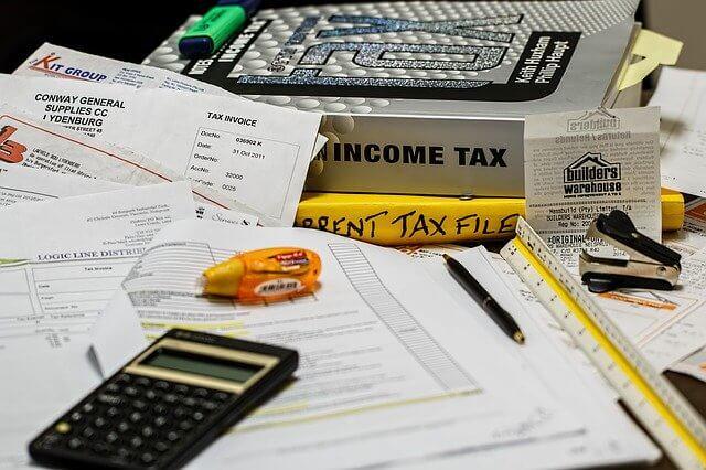 オンラインカジノの税金